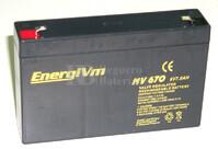 Batería para Alaris Gemini PC-1-Modelo 1310