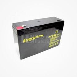 Batería para Bomba de Infusion Alaris Series 800,900