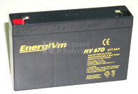 Batería para Bomba de Succión Impact Medical Corp 306