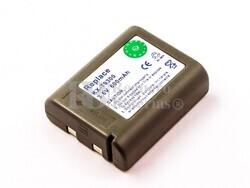 Batería P-P543 teléfonos inalámbricos Panasonic