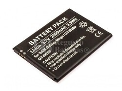 Batería B700BU para teléfono móvil Samsung