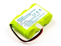 Batería GP T204 teléfonos Philips, Alcatel, Ascom, Telecom Italia larga duración