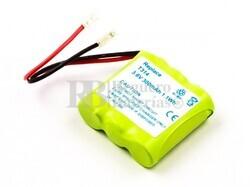 Batería 30AAAM3BMU teléfonos inalámbricos Audioline, Sagem