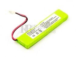 Batería 2SN-3/5F60H-H-JP1 teléfonos inalámbricos Binatone