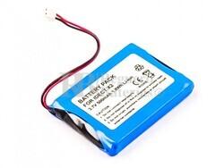 Batería CP75 teléfonos inalámbricos Binatone
