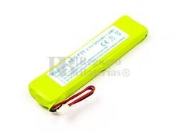 Batería 2SN-3/5F60H-H-JZ1 teléfonos inalámbricos AEG, Grundig