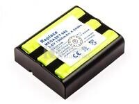 Batería 130AAM X 3 teléfonos Siemens, Telekom, Telecom Italia larga duración