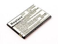 Batería 9801.000007.00 para Blaupunkt