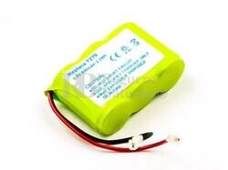 Batería KX-A36A teléfonos Amstrad, AT and T, Emerson, Panasonic, Sanyo, Sony larga duración