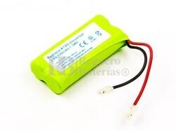 Batería 2SN-AAA55H-S-JP1 teléfonos inalámbricos Sagem, Siemens, Universum