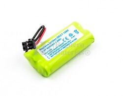 Batería BT1002 teléfonos inalámbricos Sony, Toshiba, Uniden