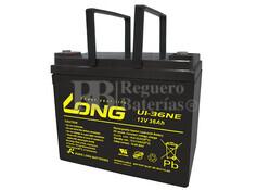 Batería para Salvaescaleras 12 Voltios 36 Amperios
