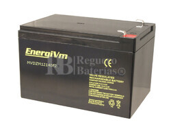 Batería para Salvaescaleras 12 Voltios 14 Amperios