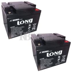 Baterías 12 Voltios 50 Amperios Gel Movilidad LG50-12N