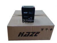 20 baterías 12 Voltios 2.9 Amperios HAZE HZS12-2.9