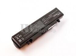 53661 Bateria compatible para ordenador SAMSUNG P580, R418, Li-ion, 11,1V, 7800mAh, 86,6Wh, Negro