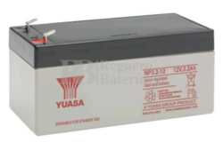 Batería BE350U de reemplazo 1xNP3.2-12Y para SAI APC