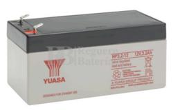 Batería BE3500T de reemplazo 1xNP3.2-12Y para SAI APC