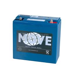 Batería Arrancador 12 voltios 26 amperios MOVE MPX20-12