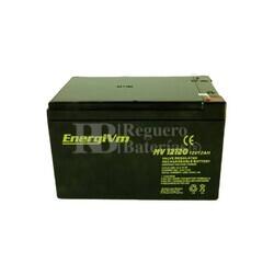 Batería SAI 12 Voltios 12 Amperios ENERGIVM MV12120