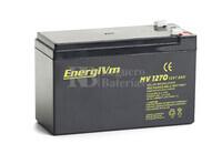 Batería SAI 12 Voltios 7 Amperios ENERGIVM MV1270