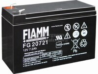 Batería SAI 12 Voltios 7.2 Amperios FG20721F48