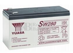 Bateria para SAI 12 Voltios 7,8 Amperios YUASA SW280