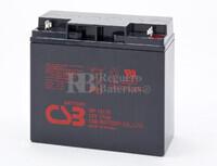 Batería de sustitución para SAI DATASHIELD TURBO XT300  1xGP12170