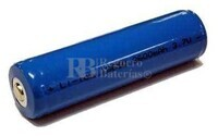 Batería recargable para linterna ICR18650 3.7V 2.6A