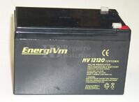 Batería para SAI APC SU620 y SU620NET 12V 12 Amperios