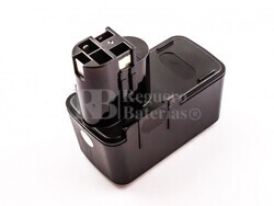 Batería para Bosch GSB 9.6VES-2  9.6V , 3A