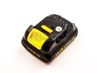 Batería para Dewalt DCD710