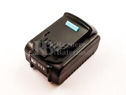 Batería para Dewalt DCG412B 20 Voltios 3 Amperios