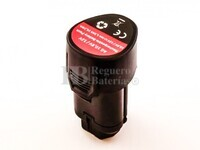 Batería para AEG BS 12C2 12V, 1500mAh