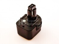 Batería para Black Decker CD120GK 12V 3A