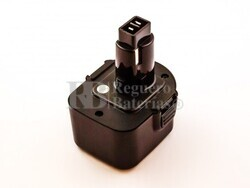 Batería para Black Decker HP331K-2 12V 3A