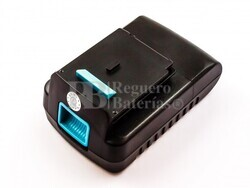 Batería para Black Decker EPL14K 14.4V 1.5A
