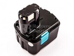 Batería para Hitachi WH 14DMB 14,4V 3A