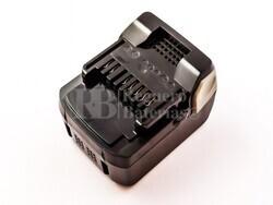 Batería para máquinas Hitachi DS 14DSFL  Li-ion 14,4V 3A
