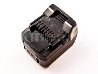 Batería para máquinas Hitachi DS 14DSL  Li-ion 14,4V 3A