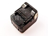 Batería para máquinas Hitachi WH 14DBDL  Li-ion 14,4V 3A