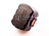 Batería para Bosch 2 607 335 375 12 Voltios 2.500mAh Ni-Mh