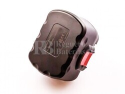 Batería para Bosch 2 607 335 675 12 Voltios 2.500mAh Ni-Mh