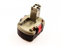 Batería para Bosch 2607335557 14,4 Voltios 3.000 mAh Ni-Mh