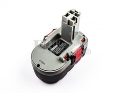 Batería para Bosch BAT025 18 Voltios 3.000 mAh Ni-Mh