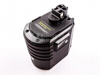 Batería para Bosch 2 607 335 082 24 Voltios 3.000 mAh Ni-Mh