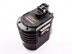 Batería para Bosch 2 607 335 215 24 Voltios 3.000 mAh Ni-Mh