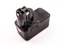 Batería para Bosch 2 607 335 072  9,6 Voltios 3.000 mAh Ni-Mh