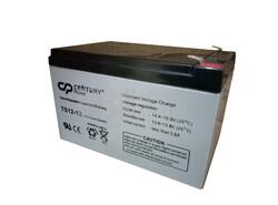 Batería para Alarma de 12 Voltios 12 Amperios TS12-12
