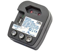 Amplificador interior TV 1E:2S con USB
